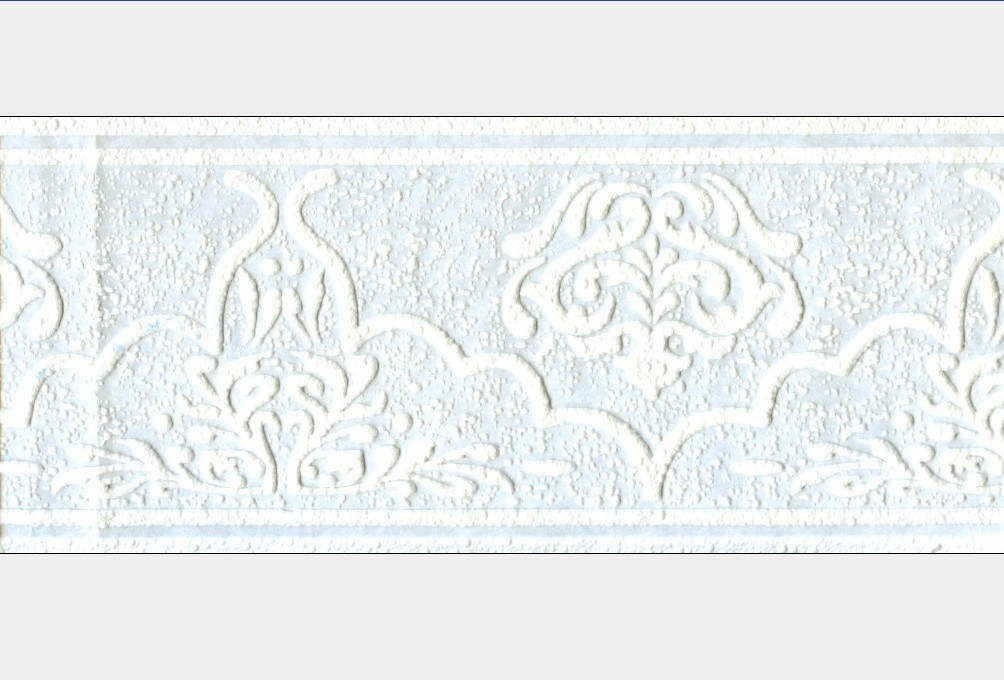 China Paintable Wallpaper Border 1005 With Cec Certificate China