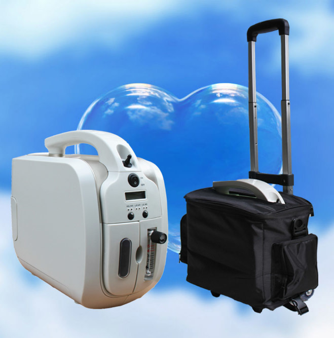 Brotie Portable Medical Oxygen Concentrator pictures & photos