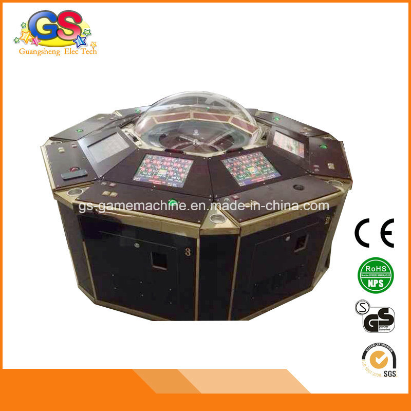 [Hot Item] Coin Operated Gambling Electronic Software Roulette Machines for  Sale