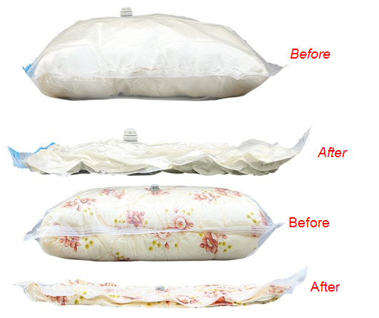 Quilts Bedding And Cloth Package Vacuum Storage Bag
