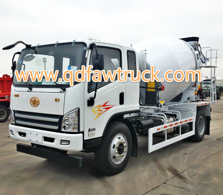 8- 12 M3 cement mixer truck / Concrete Mixer Truck pictures & photos