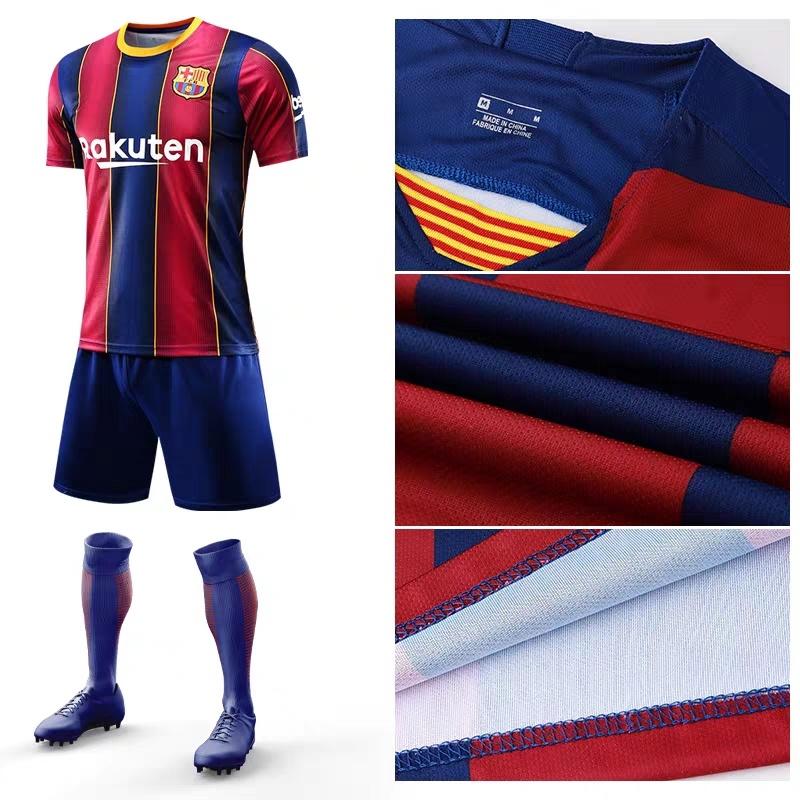 China 20 21 Barcelona Home Soccer Jersey Football Shirts China Football Jersey And 2021 Barcelona Jersey Price