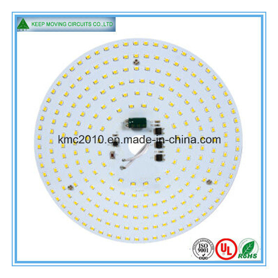 Custom Aluminum PCB/MCPCB/ LED Light/LED PCB pictures & photos