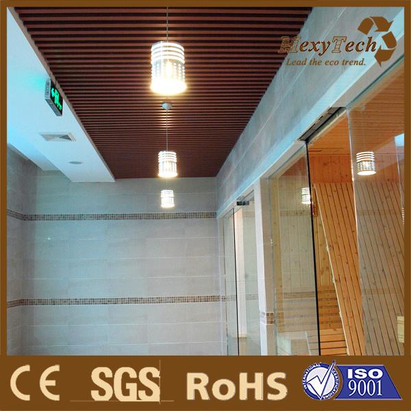 China Living Room Design Plastic False Ceiling PVC Board ...