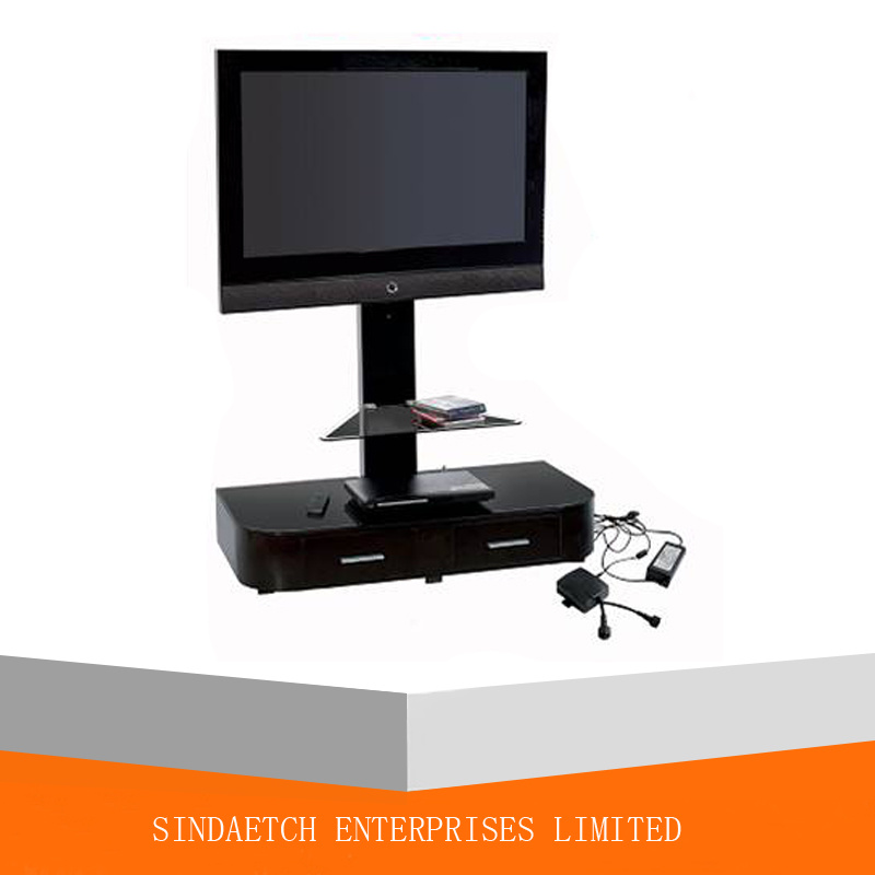 china electric tv stand with lifting and rotating china electric rh sindatech cn 2016 en made in china com