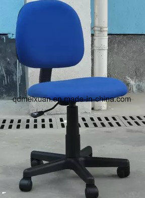 Computer Chair Cloth Chair Lift Work Students Swivel Chair Rotation Without  Armrest (M X3845)