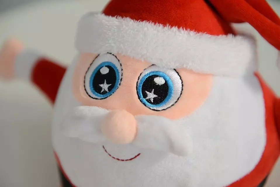 Christmas Santa Claus Plush Toy pictures & photos