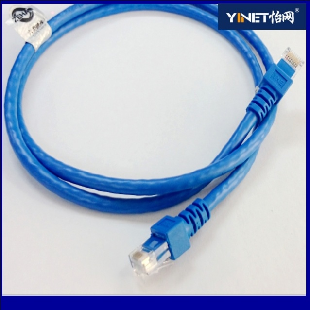 Cat 6 Ethernet Patch Cable, CAT6 RJ45 Computer LAN Network Cord, Blue pictures & photos