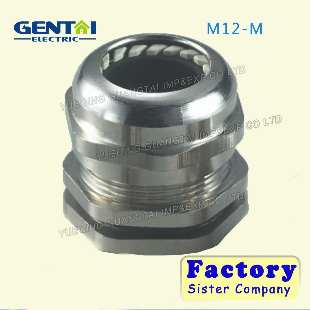 China Good Quality Brass Cable Gland - China Cable Glands, Cable ...