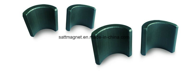 Ceramic Magnet for DC Motors