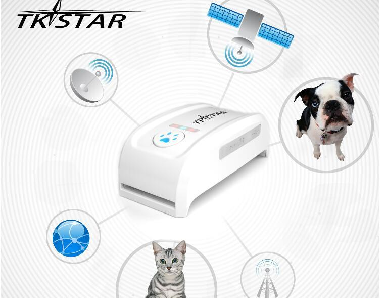 Sos Alarm Waterproof Tk Star Pet GPS Trakcer with Collar pictures & photos