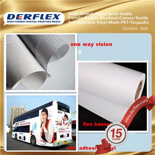 China Self Adhesive Inkjet Reflective Vehicle Graphics Vinyl
