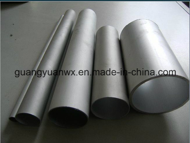 6063 T5 Aluminum Pipe for Chair Leg /Evaporator