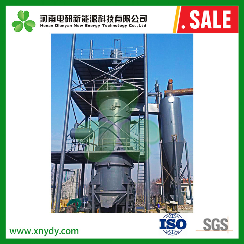 [Hot Item] Biomass Pyrolysis Plant Biomass Gasifier Used in Metallurgy,  Chemical Industry, Building Industry
