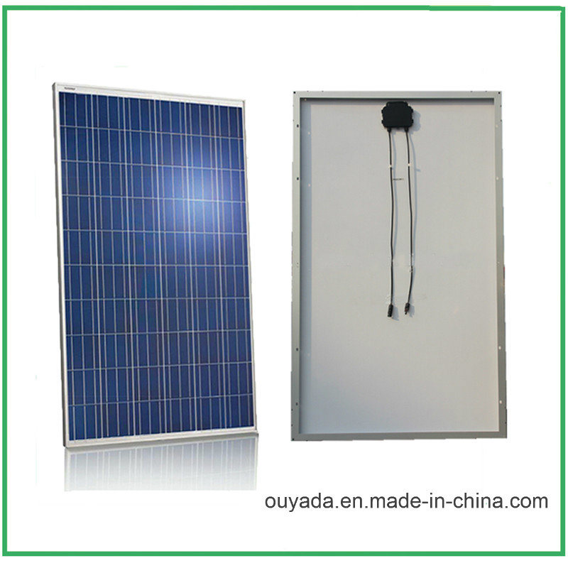 Wholesales A Grade Polycrystalline Solar Cell/ Solar Panel Module 150W for Home or Factory