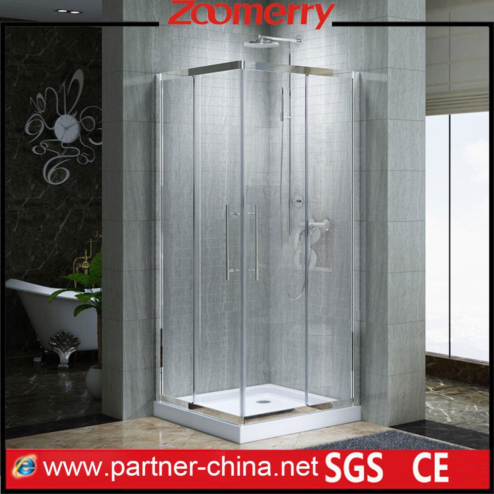 China Small Compact Square Corner Shower Cubicle (CG1142) - China ...