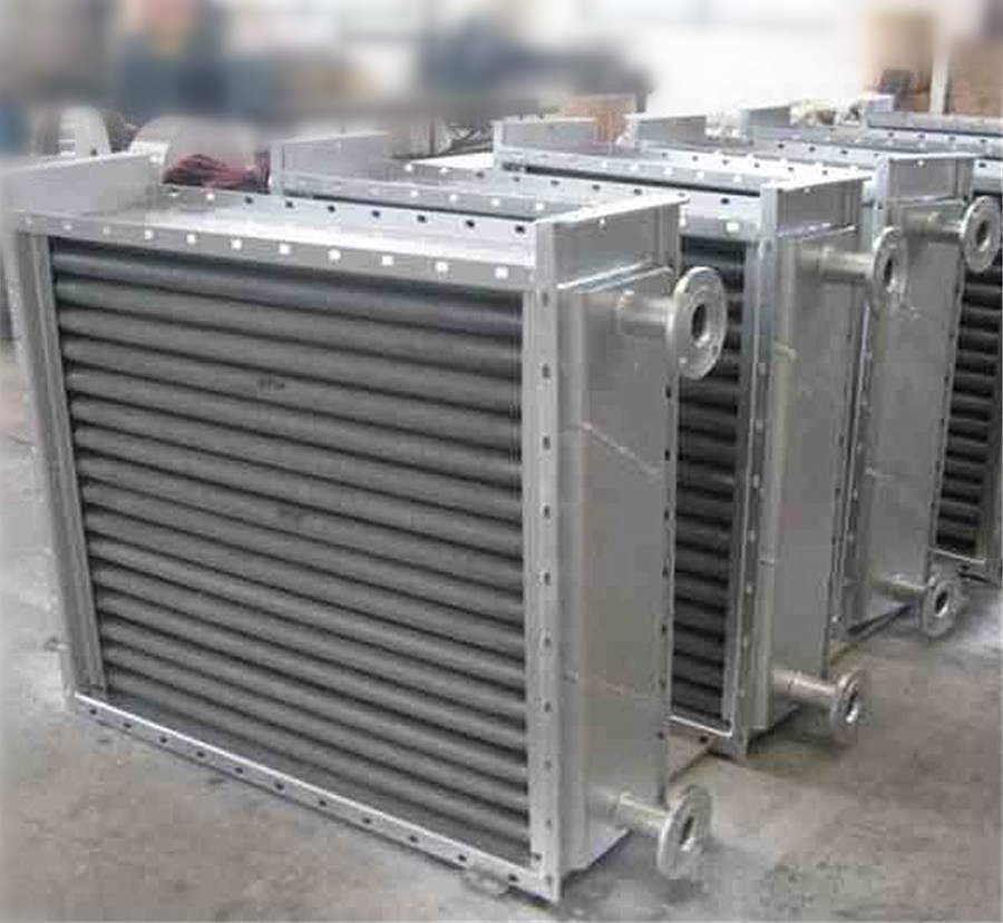 Finned Tube Type Air Cooler /Oil Cooler Used for Petroleum, Industrial, Chemical, Metallurgy etc. pictures & photos