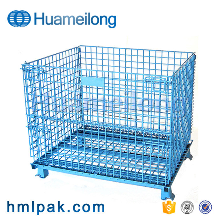 China Heavy Duty Industrial Foldable Cheap Galvanized Metal Wire ...
