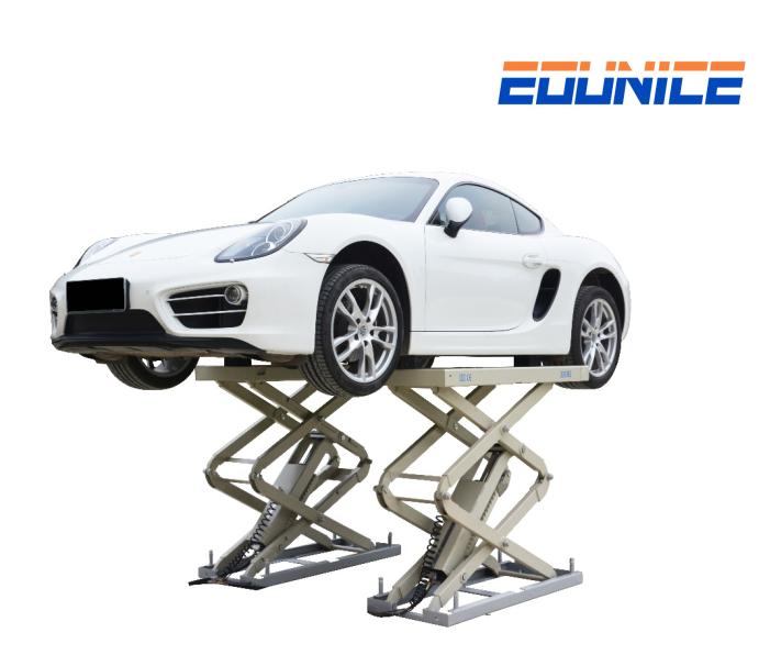 Hydraulic Car Lift >> Hot Item On 7802c High Quality Hydraulic Auto Lifter Scissor Lift Hoist Car Lift