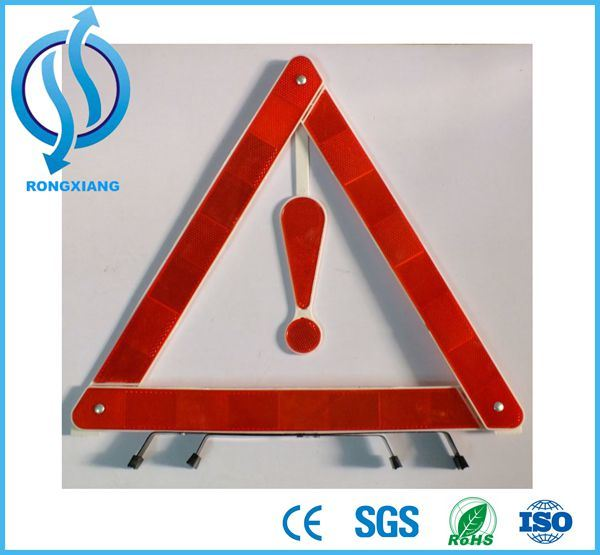 LED Warning Triangle, Reflective Safety LED Triangle, Flashing Light Warning Triangle pictures & photos