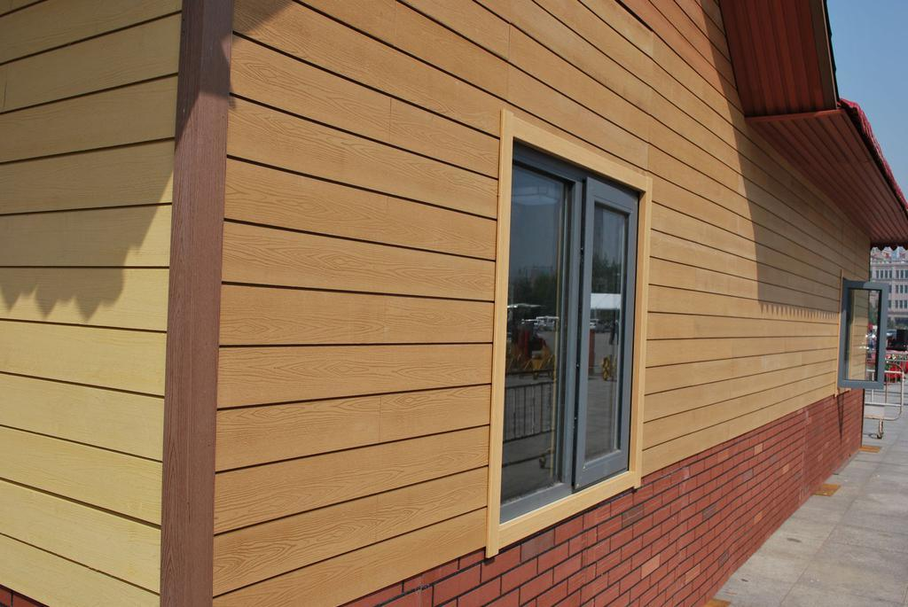 composite exterior siding panels. China Wood Plastic Composite Exterior Wall Panel/Exterior Panel/WPC Siding - WPC Screen, Landscape Patio Panels N