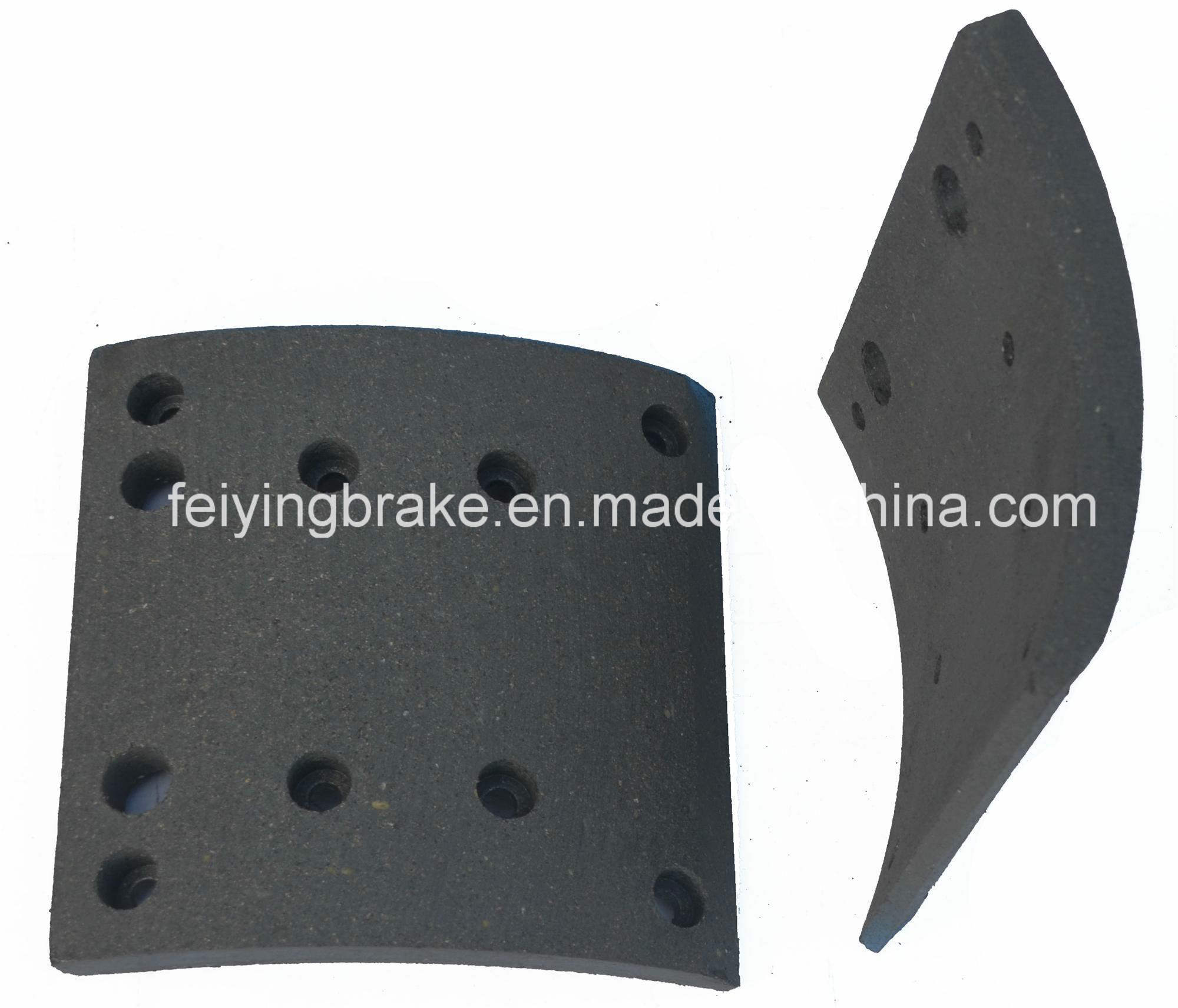Brake Lining (WVA: 19495, BFMC: MP/32/2) for European Truck