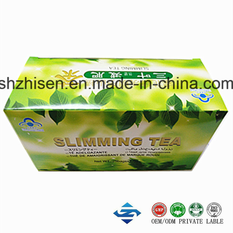 Hot Item Natural Effective Slimming Tea Weight Loss For Good Figure