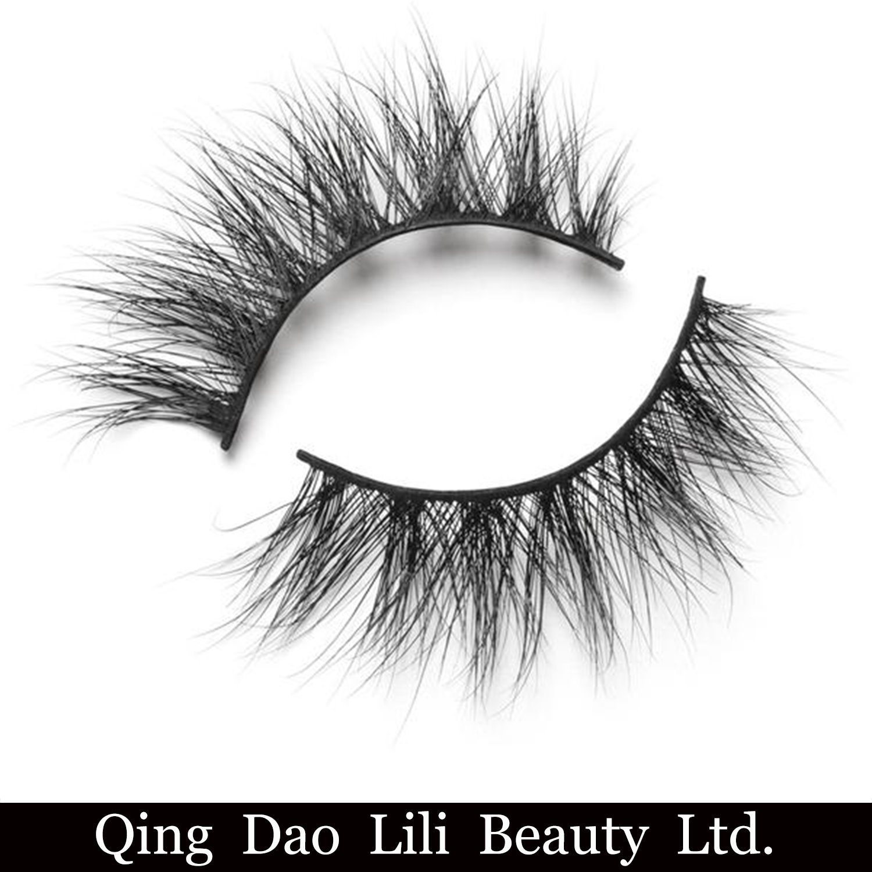 China Wholesale Private Label Eyelashes Mink 3d Mink Lashes False