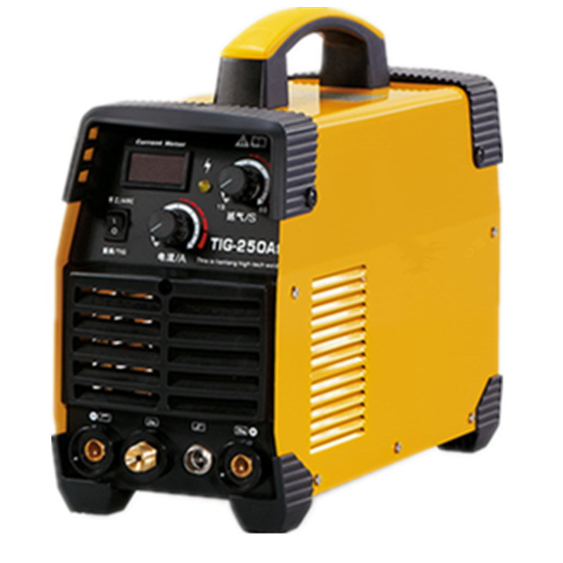 China Tig 200a Portable Arc Welding Machine Inverter Welding Machine With Input Capacity 6 8kw China Welding Machine Cutting Machine Welder Machine
