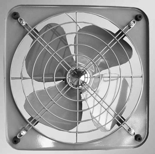 China Industrial Exhaust Fan 100 Copper Cb Standard China