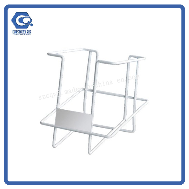 China Book Store Metal Wire 3 Tiers Countertop Comic Book Display ...