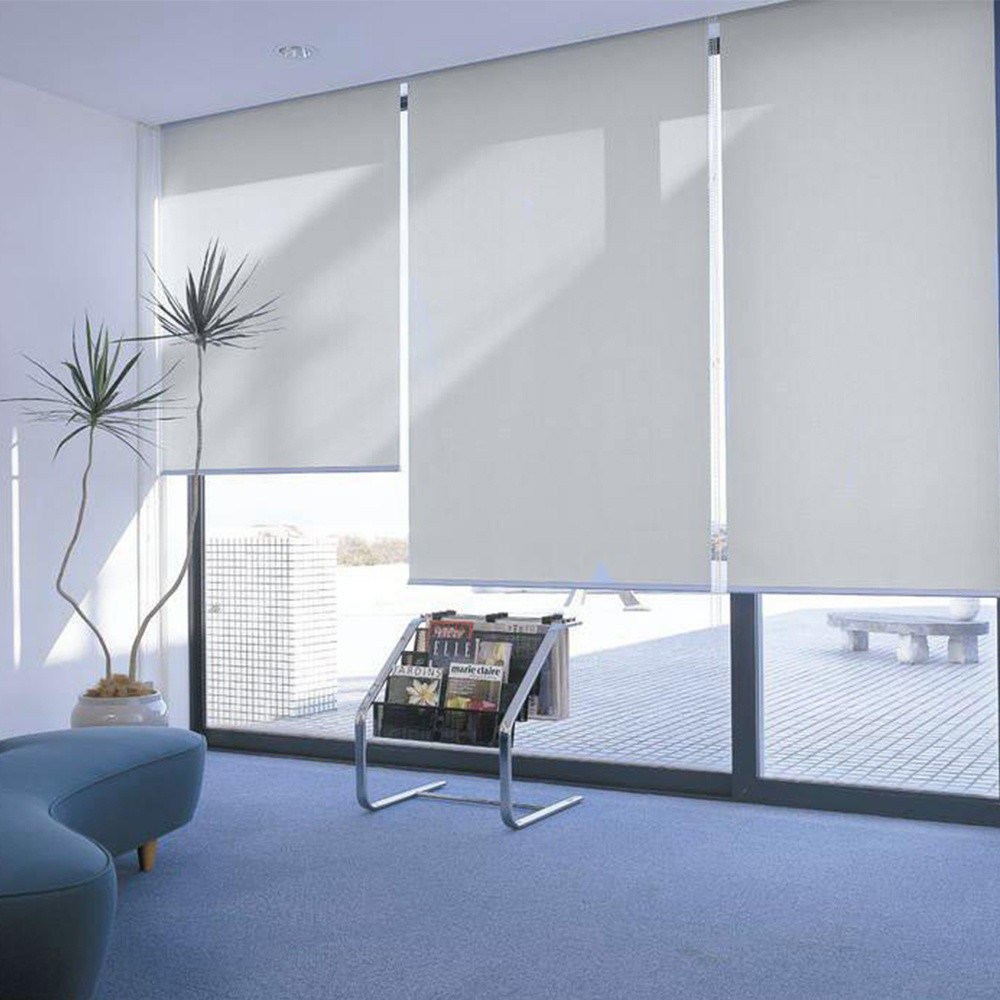 China Roller Blind Fabric Curtain