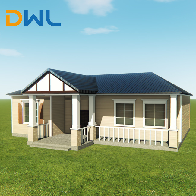 China One Bedroom Prefab House Prefabricated Homes Modular Homes Photos Pictures Made In China Com