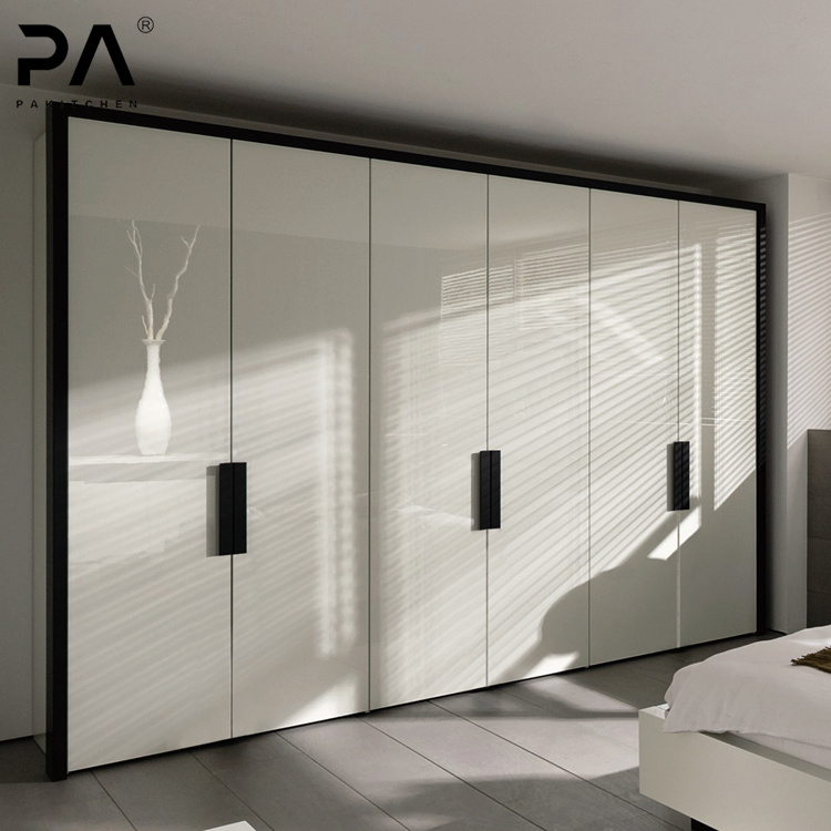 China Easy Assemble Contemporary Walk in Modern Wardrobe ...