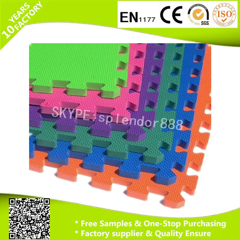Manufacturer Interlocking EVA Foam Tiles Flooring pictures & photos