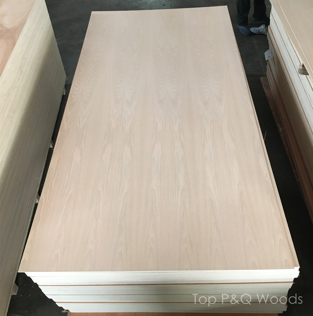 China 6mm 1220*2440 Furniture Backing Board Plywood Red Oak Fancy Plywood    China Red Oak Plywood, Red Oak Veneer Plywood