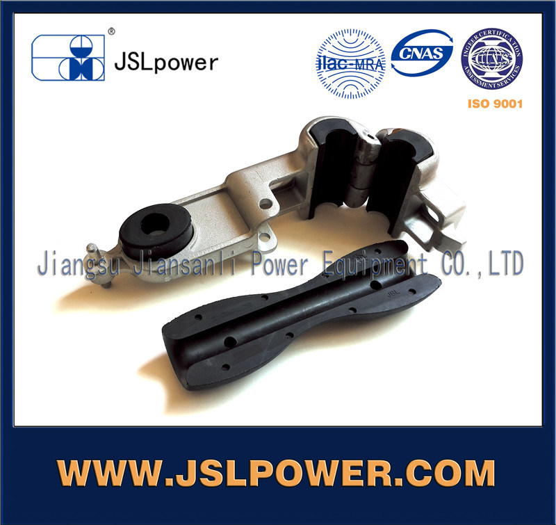 Rubber Bushing Suspension Clamp