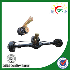 China Zongshen Tricycle Rear Axle, Rear Bridge for Trike - China