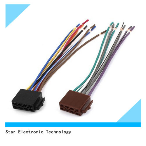 China Factory Price Vw Auto Car Radio Stereo Wire Harness Female Rhstarconnectenmadeinchina: Car Stereo Wire Harness Female At Gmaili.net