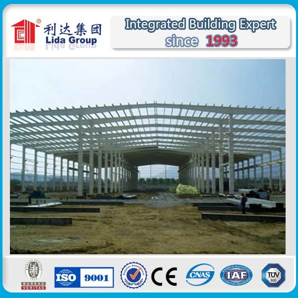 Steel Structure Workshop-7