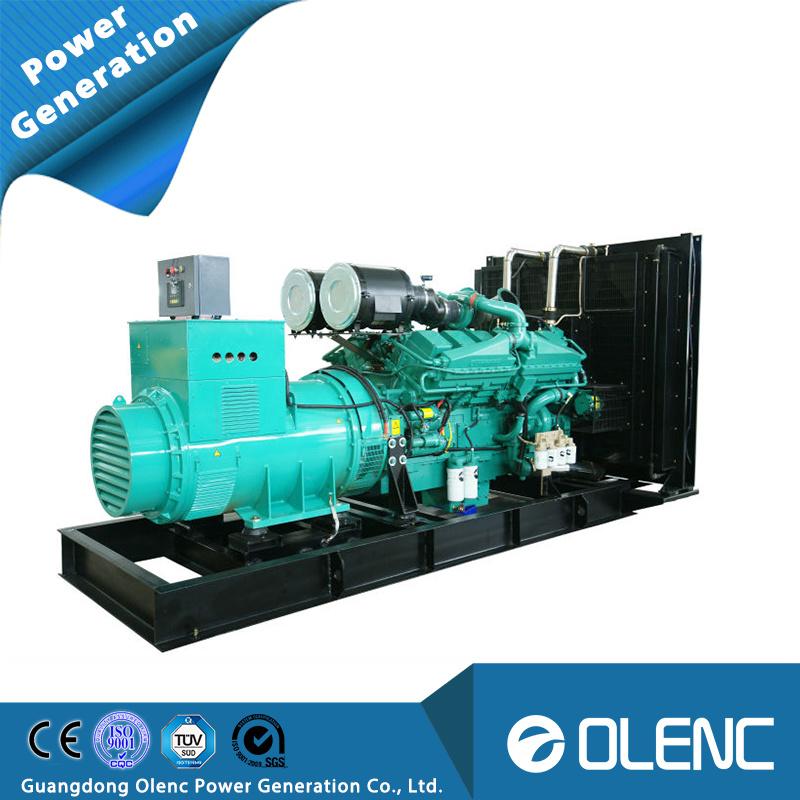 industrial power generators portable china industrial power kta 50 g3 three phase 1000kw mw diesel generators electric generator generator