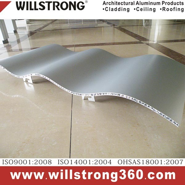 Multicolor Aluminum Honeycomb Panel for Wall Systems Facade Engineers Building Solutions pictures & photos