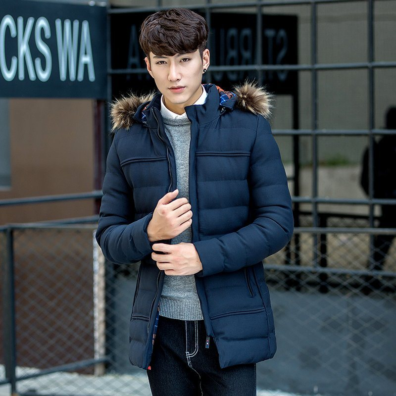 ec162b287410 China Wholesale Long Style Winter Quilted Men Jackets for Outerwear - China  Clothes