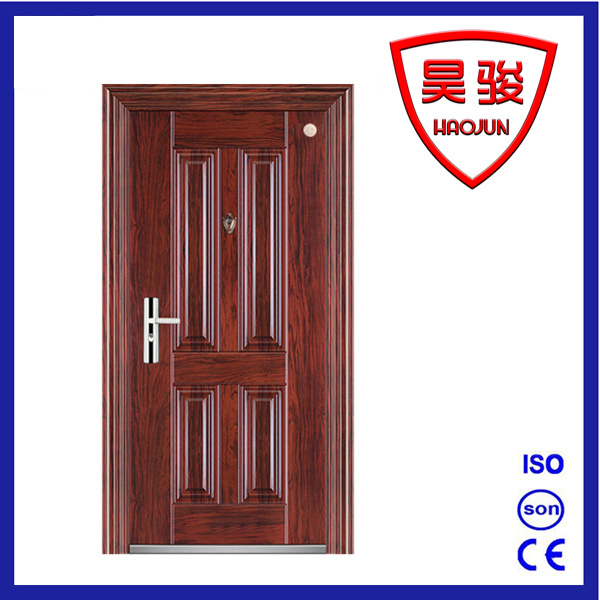 China High Quality Fire Steel Door Factory Heat-Transfer Suface with Certificate - China Steel Security Doors Security Door  sc 1 st  Zhejiang Haojun Industry \u0026 Trade Co. Ltd. & China High Quality Fire Steel Door Factory Heat-Transfer Suface ...