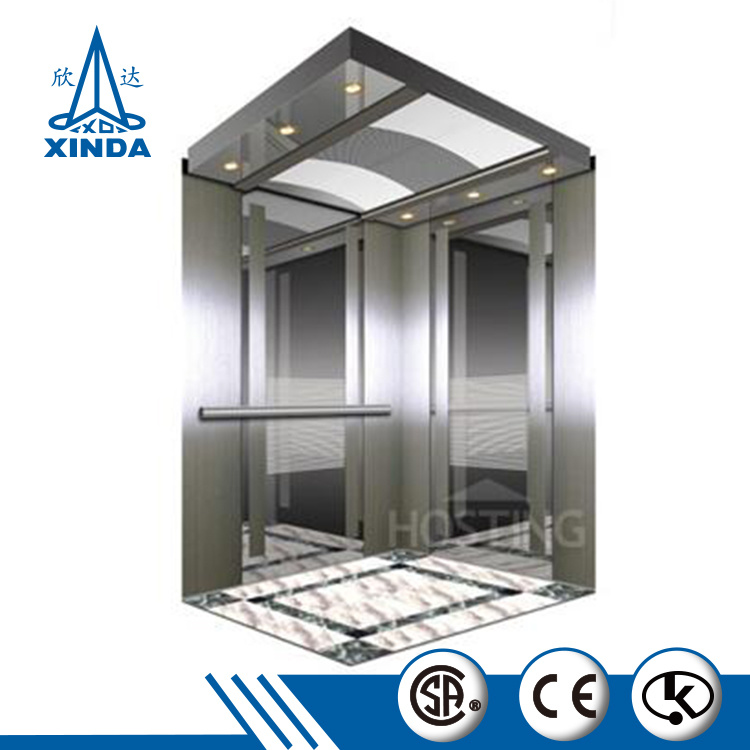 Passenger Elevator with Gearless Traction Machine, Support Professional Sevice pictures & photos