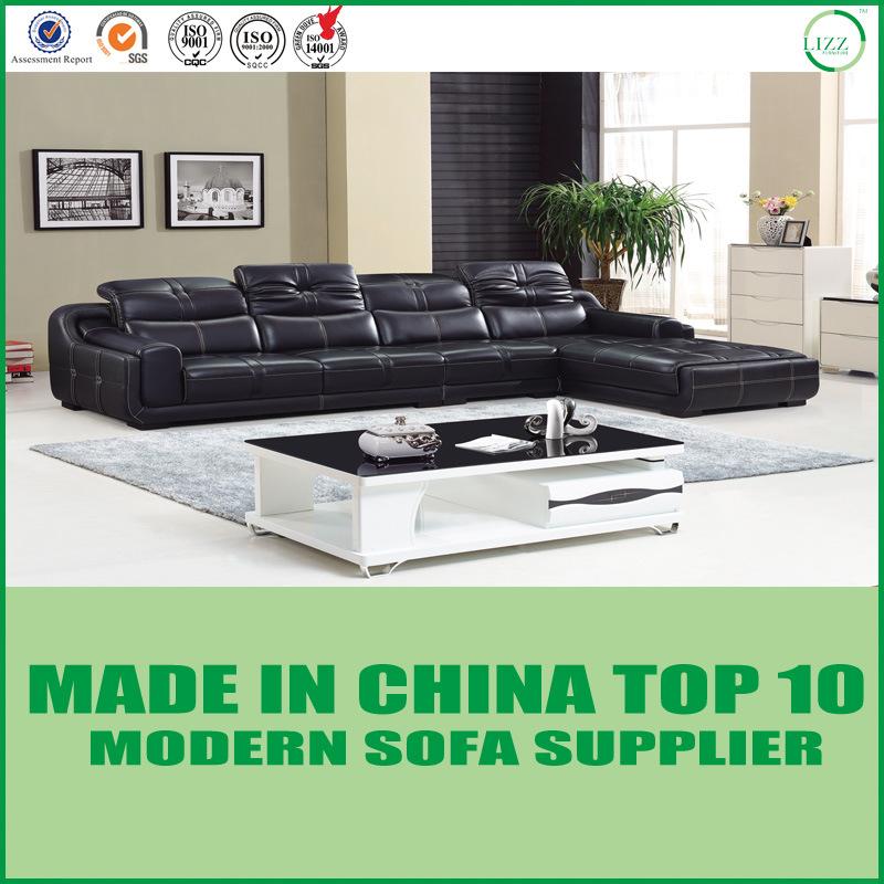 [Hot Item] Modular Sectional Italian Leather Sofa