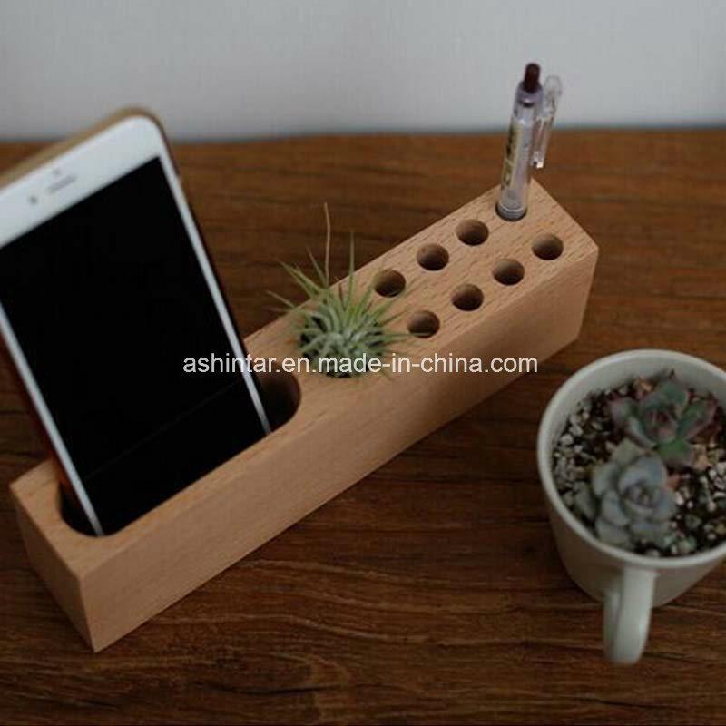 Makeup Organizer Storage Box Pencil Holder Business Card Mobile Desktop