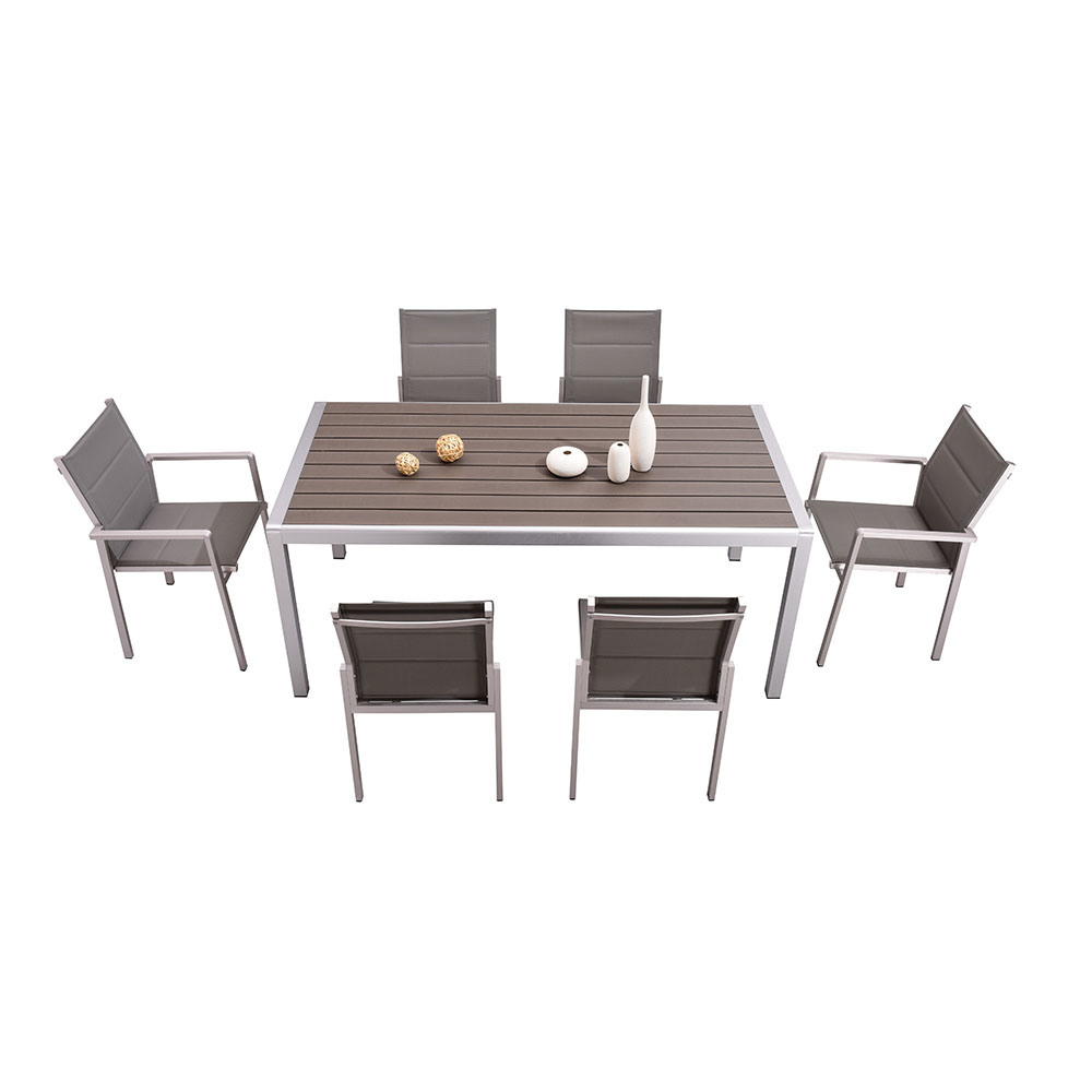 Dining Tables Festnight Plastic Outdoor Table Garden
