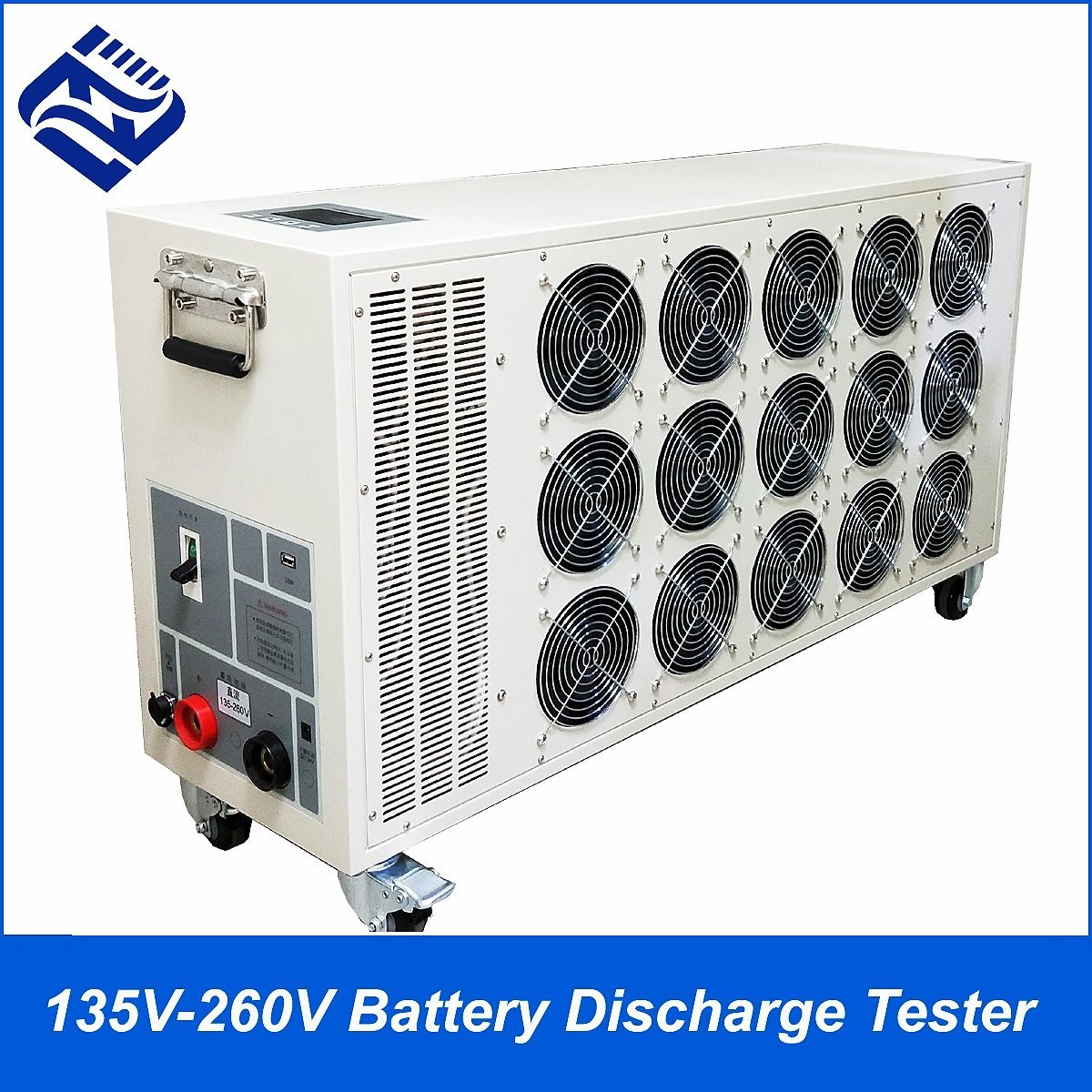 China Battery Load Discharge Testing Unit Capacity Tester