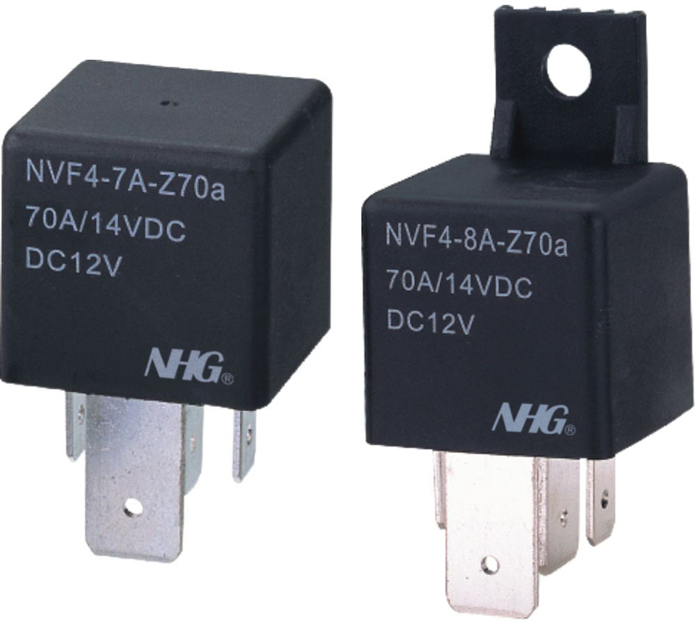 China 70a High Power Automotive Relay  Nvf4